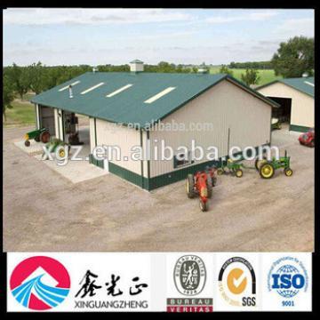 Steel Sheet Structure Carport Garage