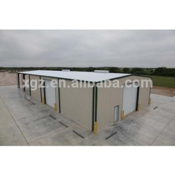 prefab steel frame modular warehouse building