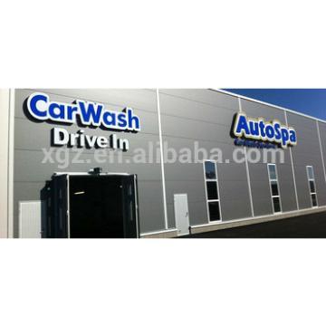 auot spa car wash house