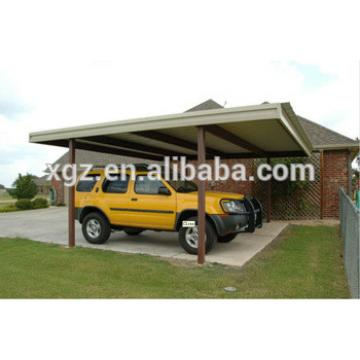 cheap high quality simple steel structure car garage tents
