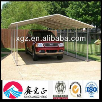 Cheapest Steel Structure Car Garage Carport
