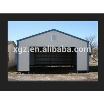 Capital Steel Structure Garage
