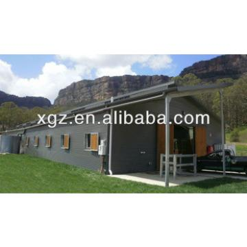 New Modern Style Fast Construction Low cost stable/farm shed