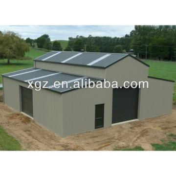 Steel shed designs made in China for sale