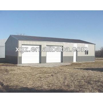 Steel shed made in China for sale