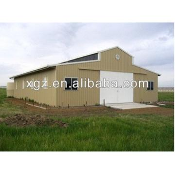 China modern design large span prefabricated steel horse stable with Good Quality