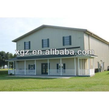 Light steel prefabricated building/Farm Shed