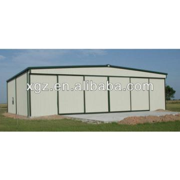 Pre-fabricated Steel structure Aircraft Hangars