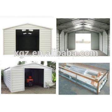 Light Steel Structure Garage