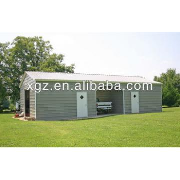 Low cost cheaper steel car shed design