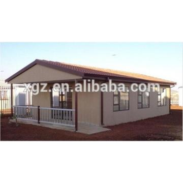 Modern economic and prefab modular shipping container house for sale