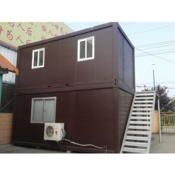 movable 20ft container houses in prefab house for sale