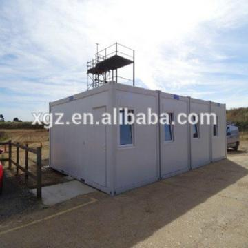 Prefabricated Flat Pack Mobile Home with Ce Certification
