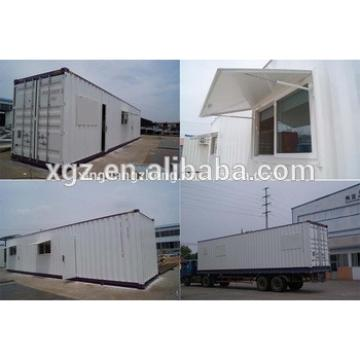 Modular Steel Structure Container Homes For Living