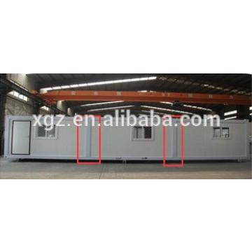 New Design Prefabricated Light Steel Structural Container House Made in China