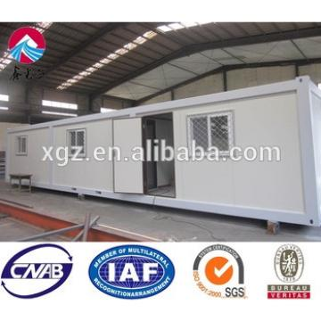 Steel Structure Container House Prefabricated Building Modular Building