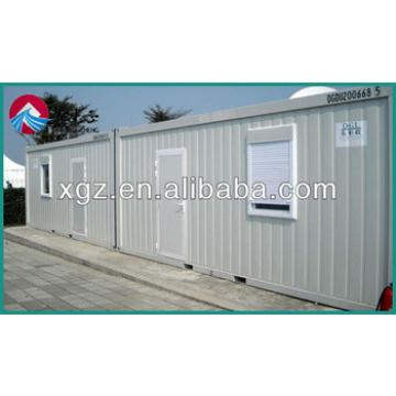 China 20ft shipping container house for sales