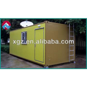 XGZ prefab shipping container homes