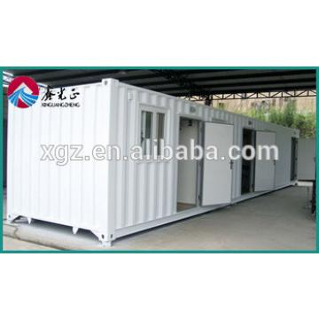 Prefabricated Container Office Living Office Steel Construction Warehouse