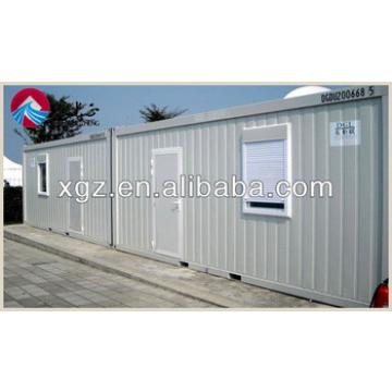 2013 New customized prefabricated 20ft container house, Modular House