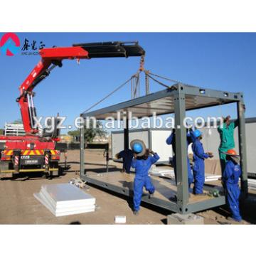 Easy to Install flat packing Container house