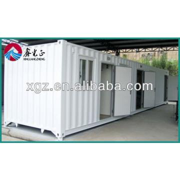 XGZ high quality shipping container house for sales