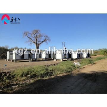 flat packing prefab container homes for sales