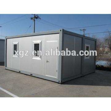 20 feet container pre house prefab houses made in china