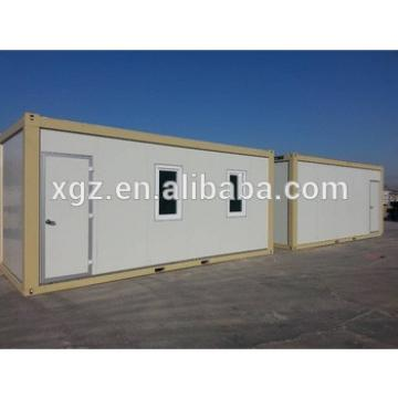 20 feet low cost prefabricated homes container for hot sale