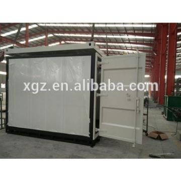 10 feet high quality folding container house for wholesales