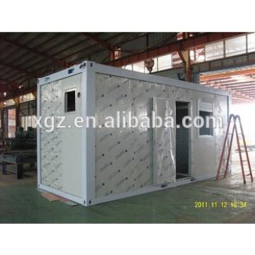 CE certified steel structural container house for living