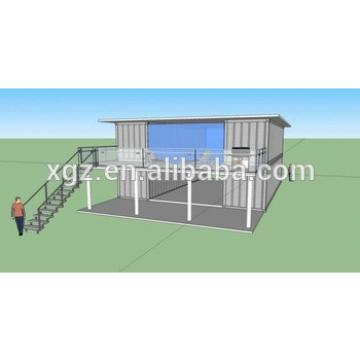 20 feet multilayer prefabricated container house