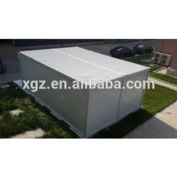 Cost Effective steel Container Garage for car parking