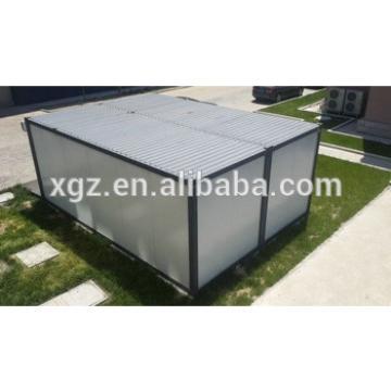 cheap customeriaed garage container carport