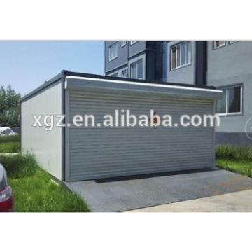 cheap container garage and charging for electric vehicle
