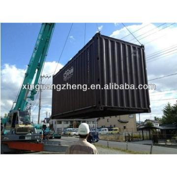 Good quality prefabricated converted shipping container house for sale