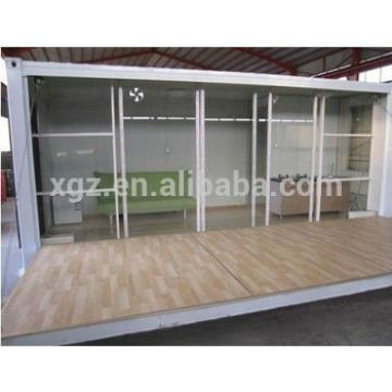 modern container house/prefab house/prefabricated/modular home