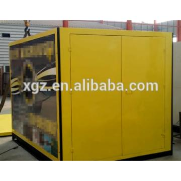 16 feet folding container house from manufacturing supplier