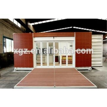 2014 cheap prefab luxury modular container homes 20ft shipping container