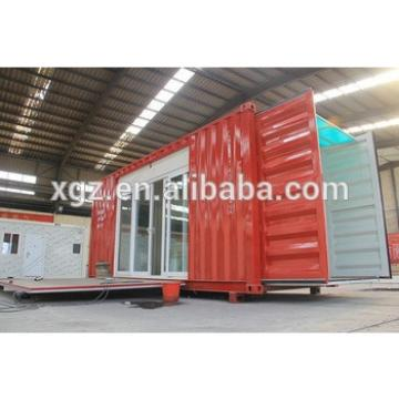 cheap prefab japanese home 20ft shipping container for sale