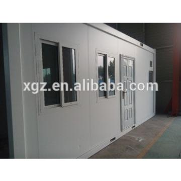 cheap 20ft china prefab container house in south africa