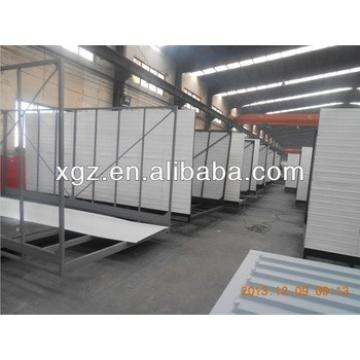 Folding metal container house for storage for hot sale