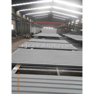 Folding metal containers container house for storage exported Australia