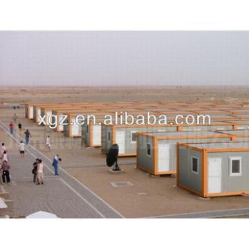 Mobile Living 20ft Container House Dormitory