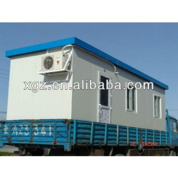 Steel Frame Sandwich Panel Prefab Container House for Office/Shop/Home/Storage/Hotel