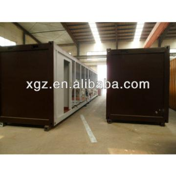 Steel structural pre-made 40 feet container house