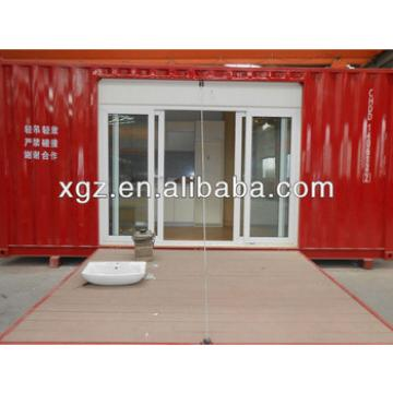 Hot sale 20 feet container movable house for sale