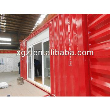 New style 20 feet shipping container house for sale
