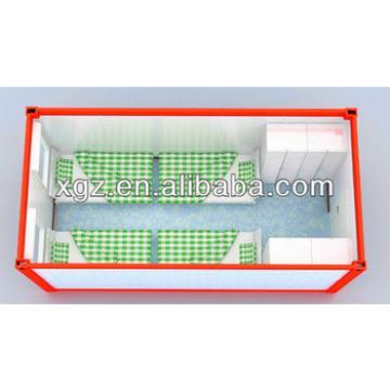 container villa
