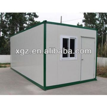 10 feet simple pre-made container house